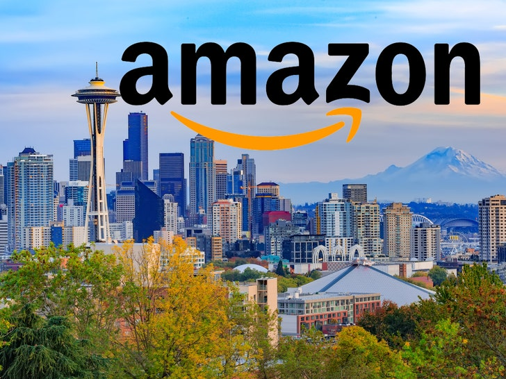 Amazon Pouring Millions into Seattle for Coronavirus Relief - EpicNews