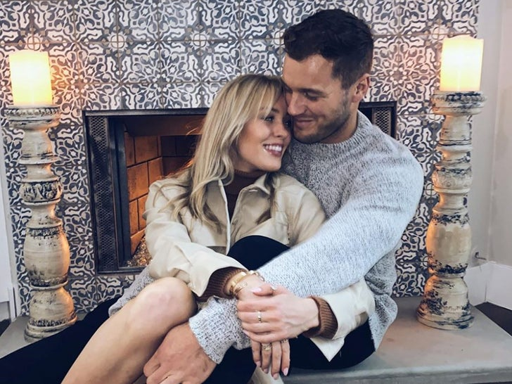 Colton Underwood and Cassie Randolph Together