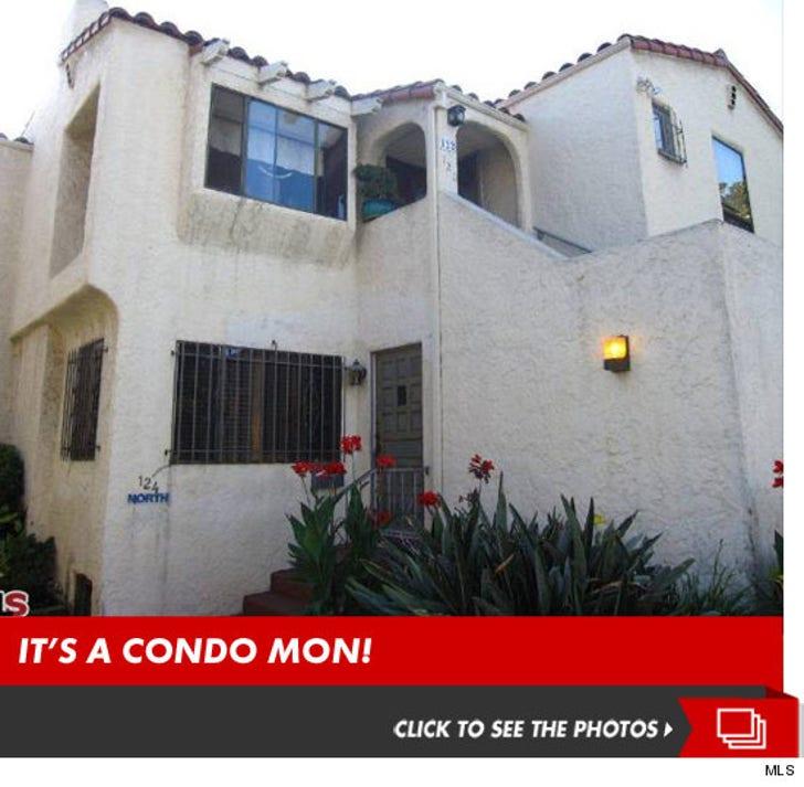 Ziggy Marley's Condo Mon!