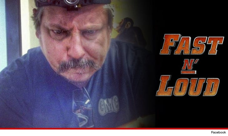Fast N' Loud' Star -- I Got Fired For Cussing at My Boss