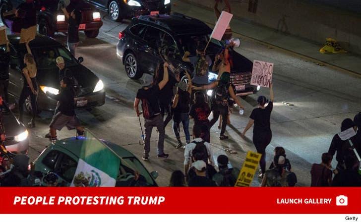 Protests Against Donald Trump