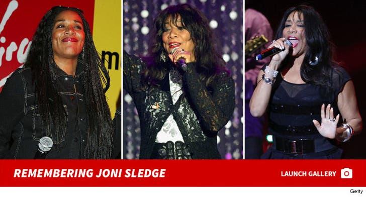 Remembering Joni Sledge