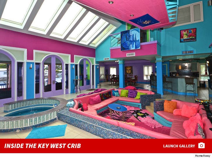 Inside the Real World Key West House