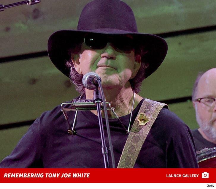 Remembering Tony Joe White