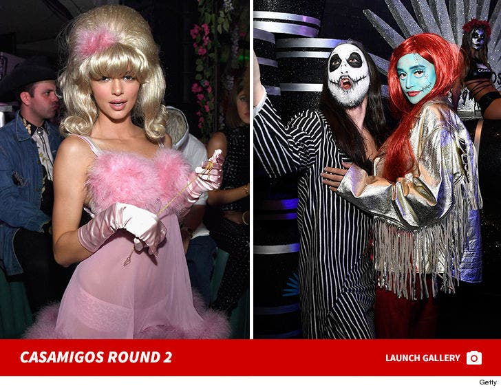 Casamigos Halloween Party -- Round 2!