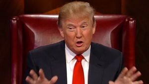 Donald Trump -- Unaired 'Apprentice' Footage Can't Legally Be Released