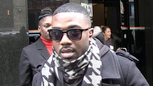 Ray J's Wearing Wedding Ring Again, Says Wife Is Still Mad At Him