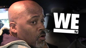 Damon Dash Sues We TV For Letting Son Drink on 'Growing Up Hip Hop'