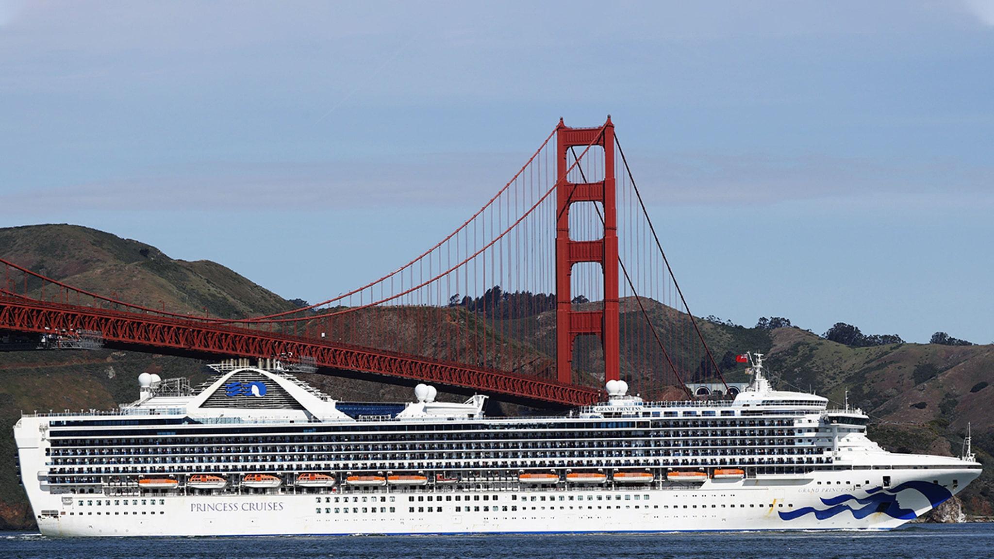 Princess Cruise Lines Sued by Quarantined Passengers Claiming Coronavirus Exposure