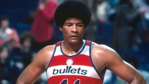 NBA Hall Of Famer Wes Unseld Dead At 74