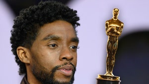 Chadwick Boseman Wasn't Snubbed at Oscars, Brother Says Family Not Upset
