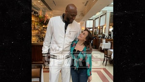 Lamar Odom Wore Tracksuit to Restaurant That Booted Dominique Wilkins for Dress Code