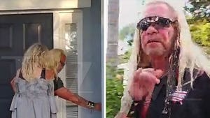 Dog the Bounty Hunter Shows Up at Brian Laundrie's Sister's Home