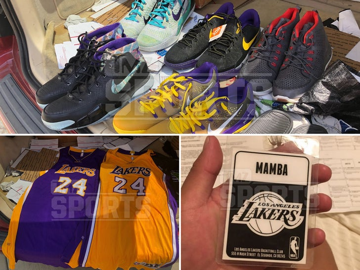 Kobe Bryant -- Storage Unit Score