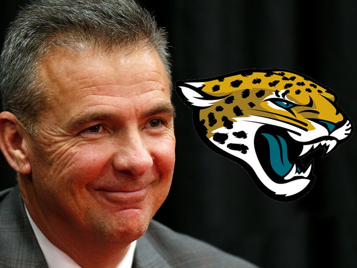 Urban Meyer Hired As New Jaguars Head Coach, He's Baaaack!
