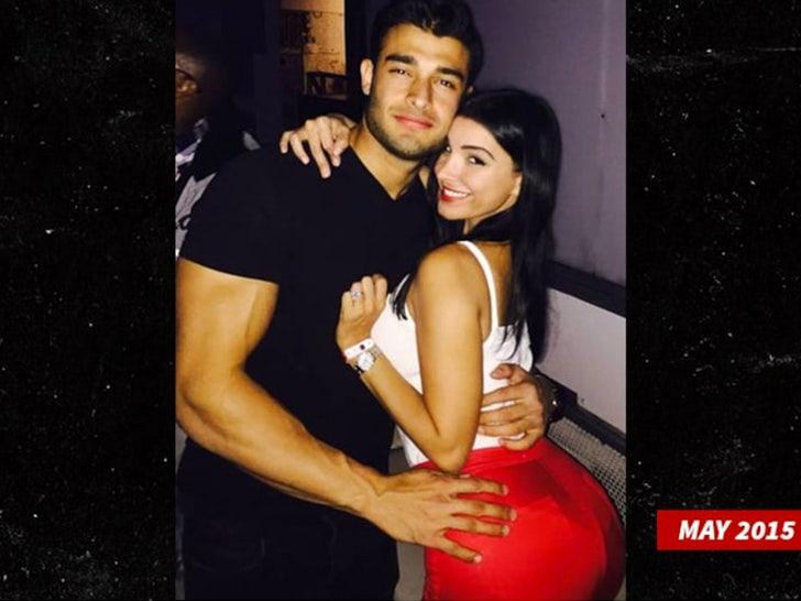 mayra and sam asghari