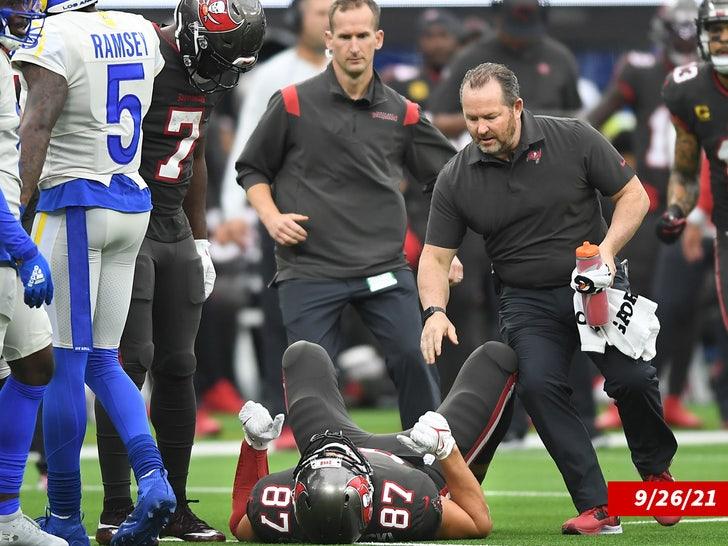 rob gronkowski injury