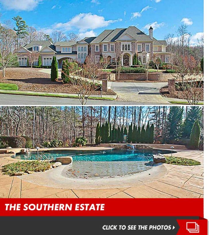 Usher's $3.2 Million Mansion