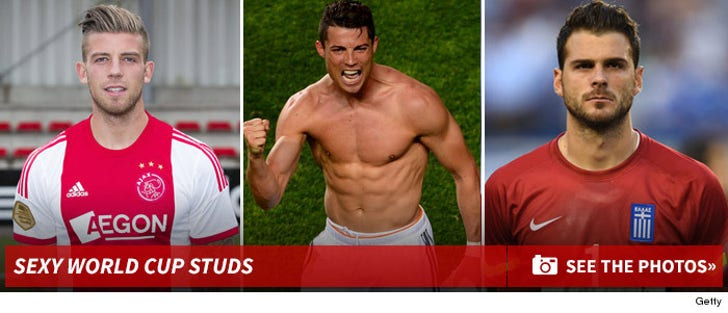 Sexy World Cup Soccer Studs