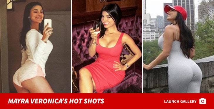 Mayra Veronica's Hot Shots