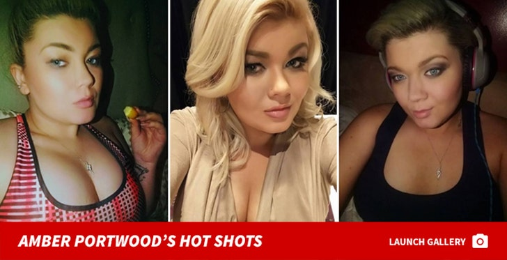 Amber Portwood's Hot Shots