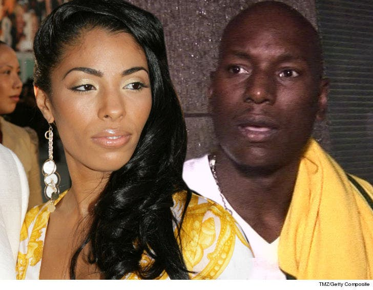 Tyrese Gibson's Ex-Wife Says His Financial Problems are His