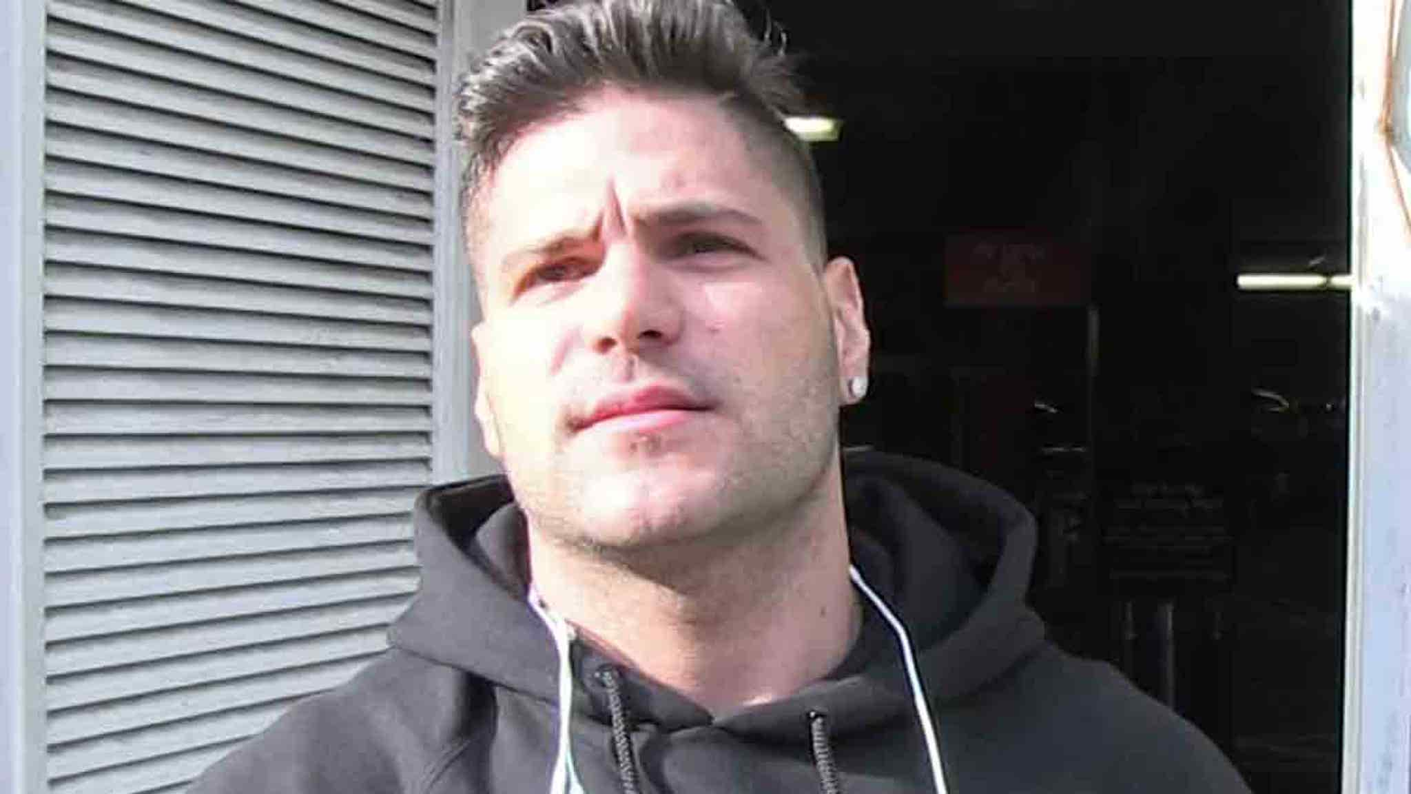 Ronnie Ortiz-Magro Will Dodge Kidnapping Charge