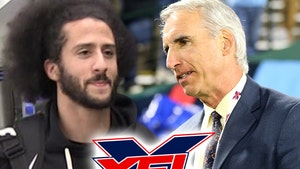 Colin Kaepernick Wanted 'Exorbitant' Salary To Play In XFL, Says Oliver Luck