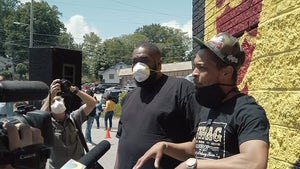 T.I. and Killer Mike Serving Meals to 500 Atlanta Residents