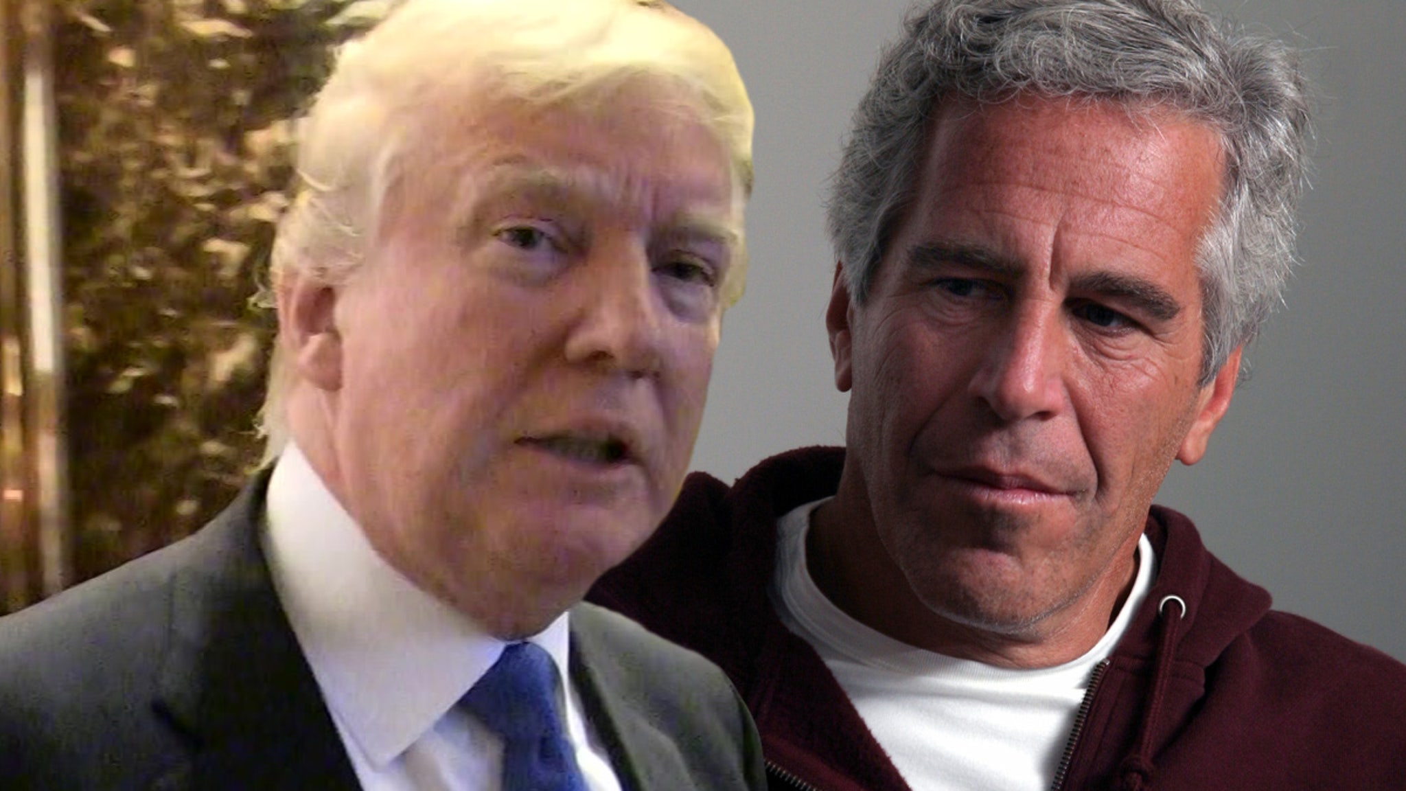 President Trump Suggests Jeffrey Epstein Might've Been Killed in Jail