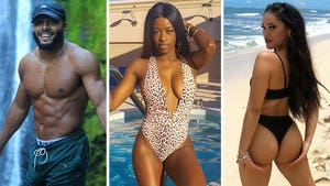'Love Island' Cast Hot Shots