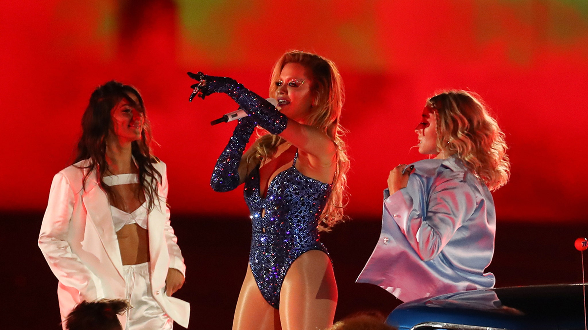 Australia Gay & Lesbian Mardi Gras Rita Ora Headlines to 35,000 Fans