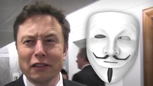 Elon Musk Targeted in Anonymous Hacker Group's Latest Video