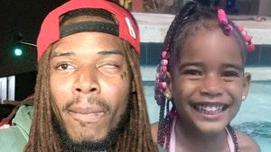 Fetty Wap's 4-Year-Old Daughter Lauren Maxwell Has Died