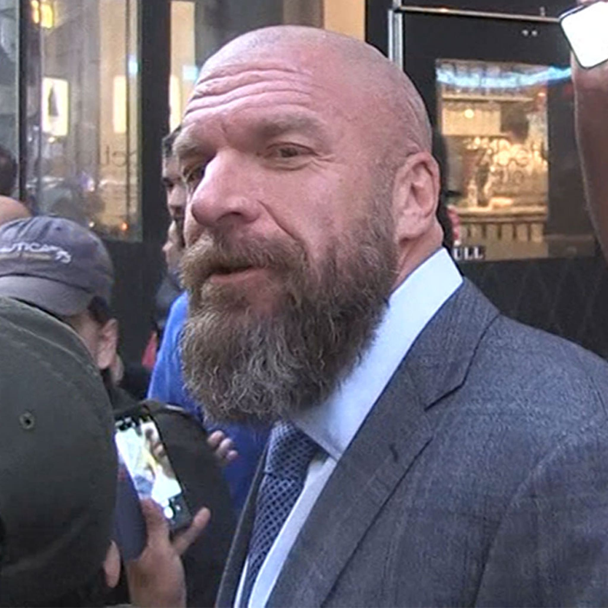 WWE's Triple H Says 'Ronda Rousey Will Be Back'