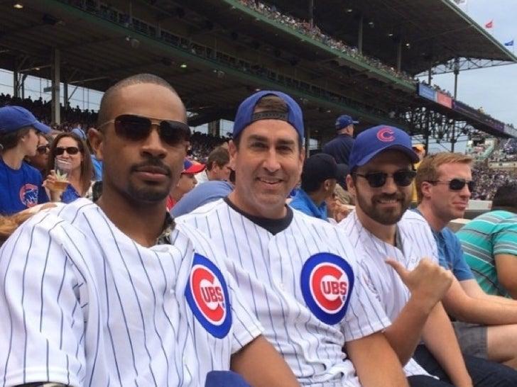 Chicago Cubs -- Famous Fanatics