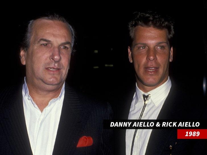 danny and rick aiello