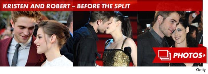 Kristen and Robert -- Before the Split