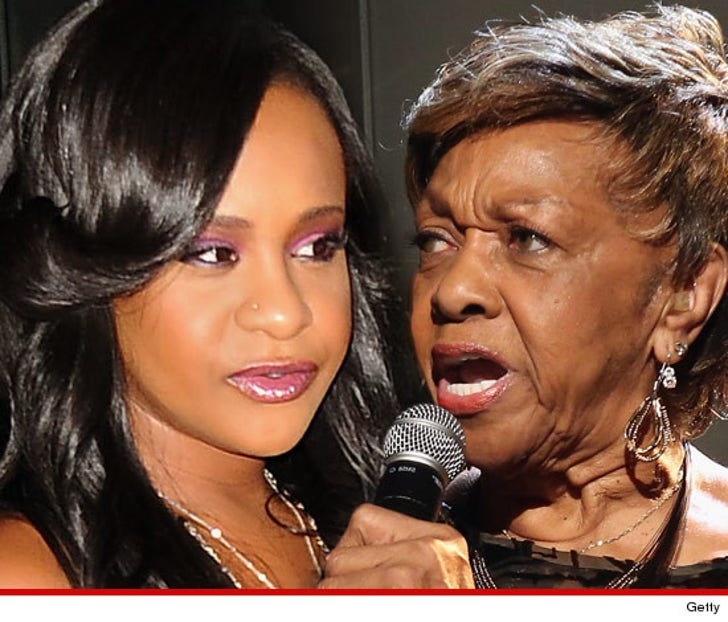 Whitney Houston's Daughter Bobbi Kristina Blasts Cissy Houston: Don