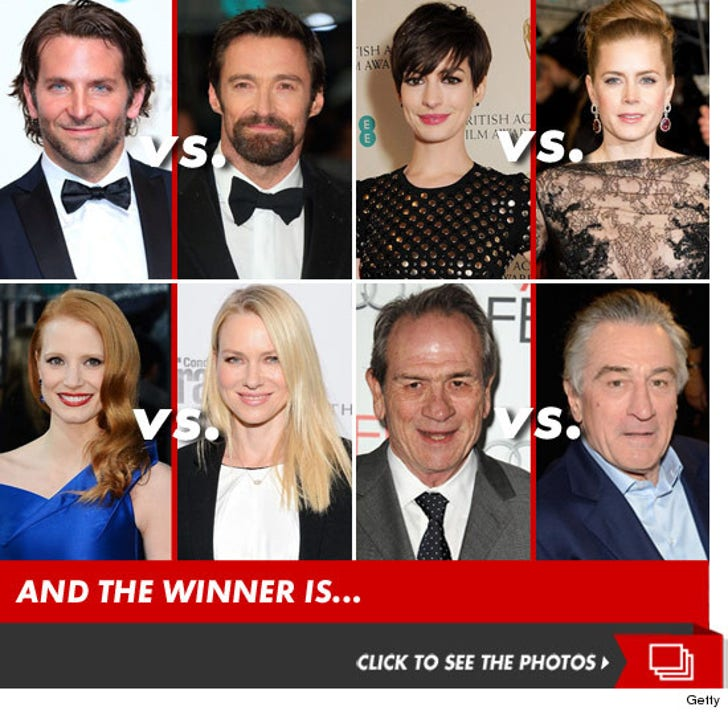 Who'd You Rather: Oscars Edition!