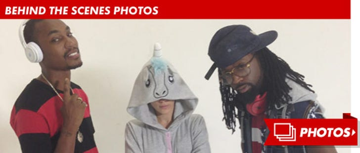 Ying Yang Twins' Miley Cyrus Twerk Vid -- Behind The Scenes