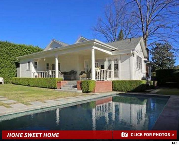 Lena Dunham's LA Home