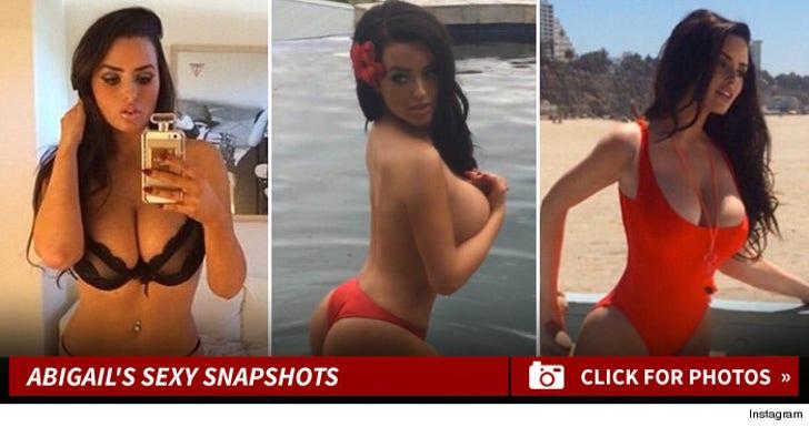 Abigail Ratchford's Sexy Snapshots