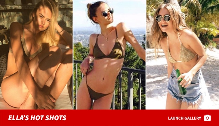 Ella Ross' Hot Shots
