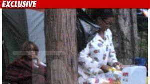 Oprah & Gayle -- Pajama Jammy Jam in the Woods