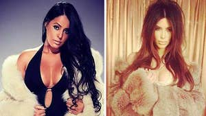 Kris Humphries' Ex Myla Sinanaj -- Hell Yeah, I Made a Sex Tape ... I'm the Next Kim Kardashian