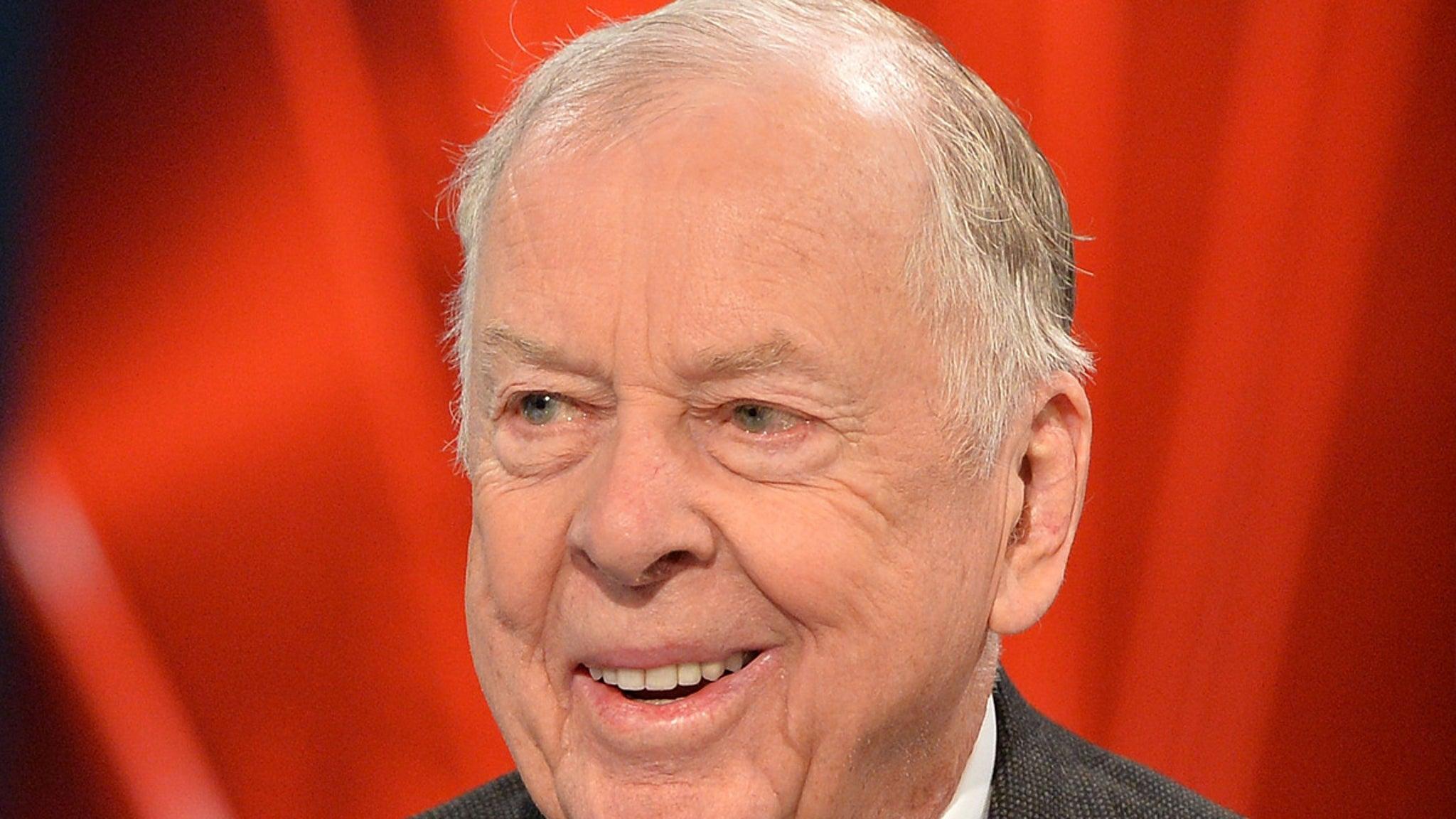 Oil Billionaire T. Boone Pickens Dead at 91