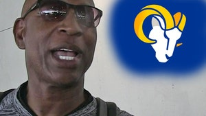 Eric Dickerson Says New Rams Logo Looks Like A Penis, They Messed Up!