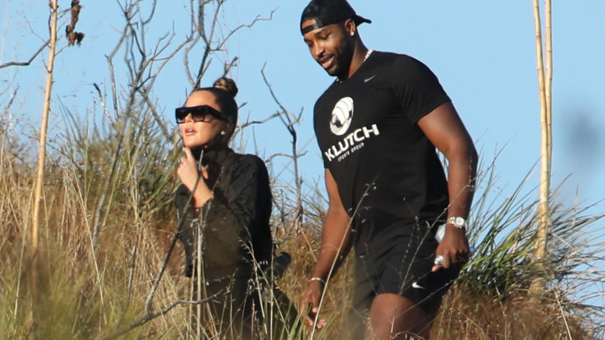 Khloe to Tristan Take a Hike ... But, WITH Me!!!
