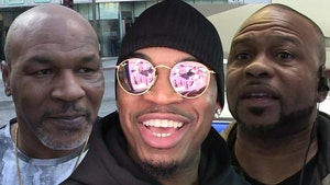 Ne-Yo Tapped For National Anthem At Mike Tyson vs. Roy Jones Jr. Fight